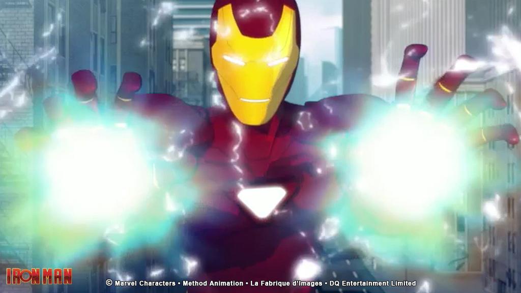 © Marvel Characters • Method Animation • La Fabrique d'Images • DQ Entertainment Limited
